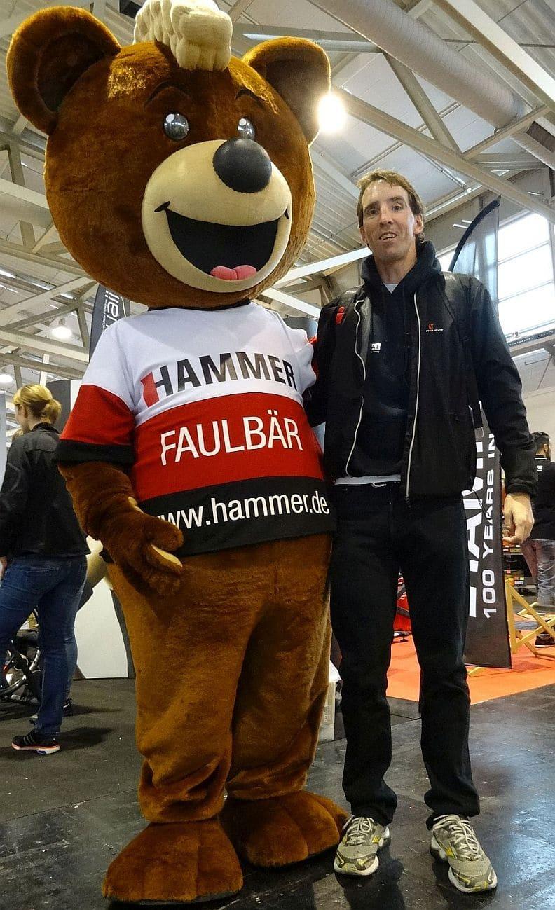 Marathon Frankfurt 2015 Hammer
