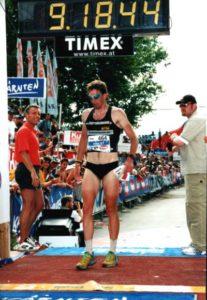 Ironman Austria 2002 Klagenfurt Peter Schneider