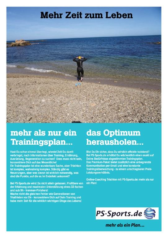 Online-coaching Triathlon mit PS-Sports.de 1
