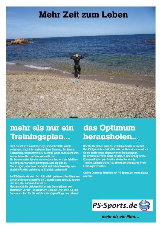 Online-coaching Triathlon mit PS-Sports.de 1