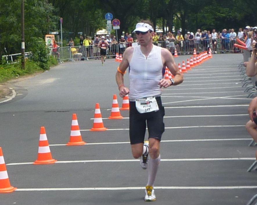 Peter Schneider, Ironman European Championship Frankfurt 2009