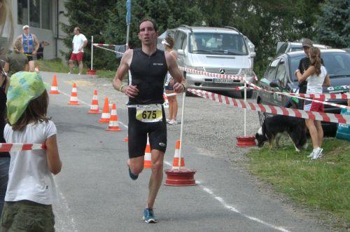Peter Schneider Waldecker Edersee Triathlon 2008