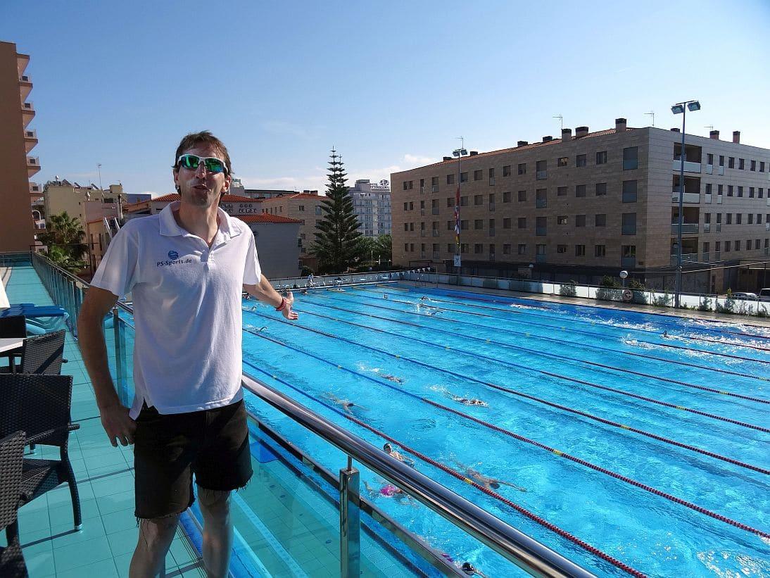 Keine zusätzlichen Kraulkurstermine im Maintalbad möglich, Aquajogging um 20h in der Sommersaison ebenso nicht