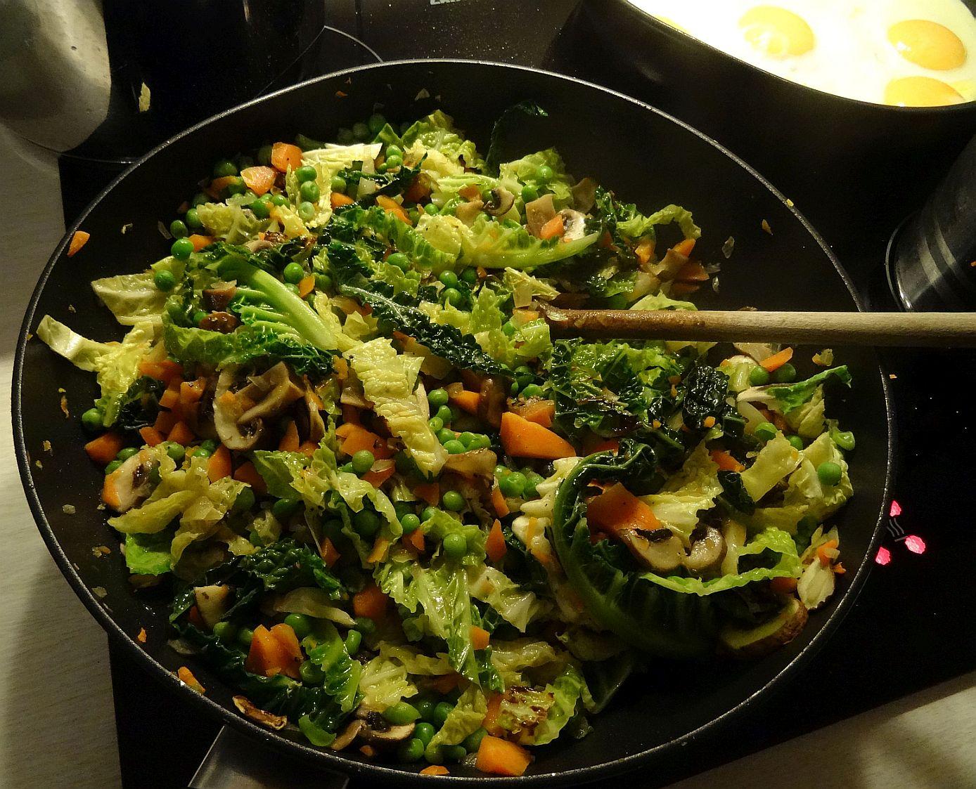 Gemüse Nährstoffdichte