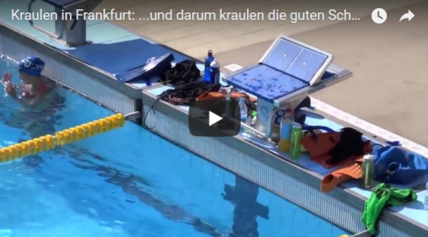 Schneller kraulen in Rhein-Main