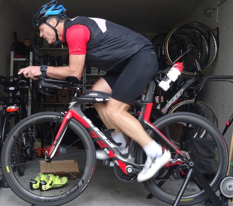 Thorsten Garagen-Bikefitting