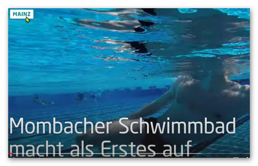 Schwimmbad Mainzer Schwimmverein